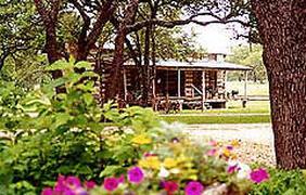 Property Photo: Granbury Log Cabins