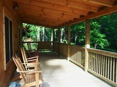 Property Photo: Deck