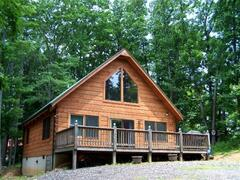 Property Photo: Time Out Log Cabin