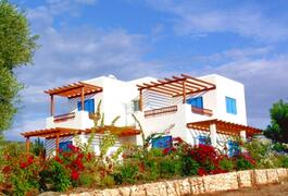 Property Photo: Villa Ilios - front and side view