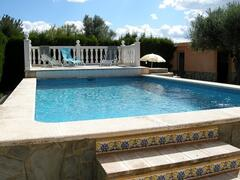 Tiled and Filtered Pool
