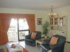Lounge in Villa
