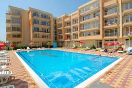 Property Photo: Kamelia garden in Sunny beach, a 5 min walk to beach line