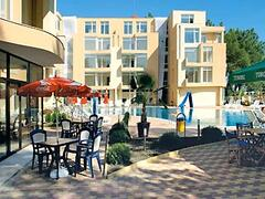 Property Photo: Kamelia garden complex, close to beach line and centre of Sunny beach