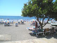 El Medano beach (13km)