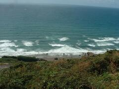 Property Photo: Surf at Whitsand