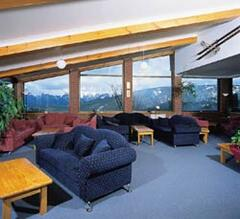 Relax in the lounge and enjoy the views
