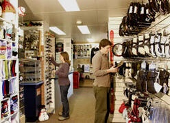 Browse the ski hire or hire your gear
