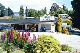 Property Photo: Alpine Motel Apartments - summer