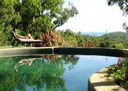 Swimming Pool with Views of the Coral Sea