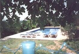 Mas Grau pool 2