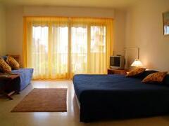 Property Photo: Living/Sleeping Area