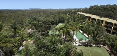 Property Photo: Over Head view of Resort