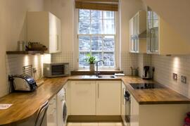 Property Photo: Example of kitchen