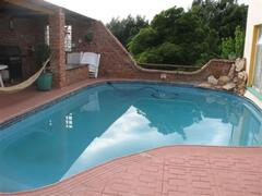 Property Photo: Pool and Patio