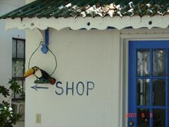 Grand Turk Shop on Historic Duke St.