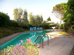 Property Photo: Villa Clio pool
