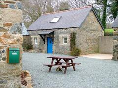 Papillon Cottage - One of two cottages at Maroux Vian