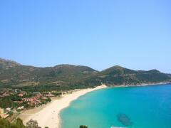 Property Photo: Solanas beach