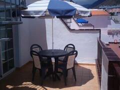 Terrace outside Lounge