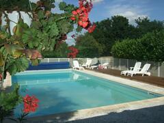 New Pool Area
