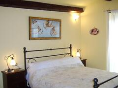 Property Photo: One of the comfortable and spacious double bedrooms