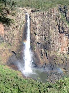 Nearby Wallaman Falls