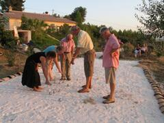 Anyone for a game of Boules
