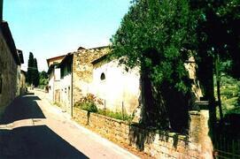 The hamlet 'I Tallini'