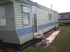 Property Photo: 2 bedroom caravan