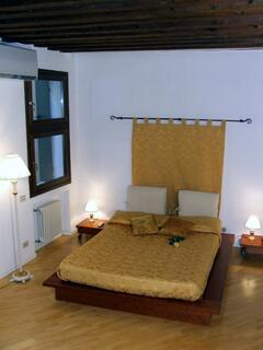 Property Photo: The double bed