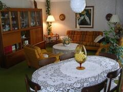 Property Photo: Dining-Living area