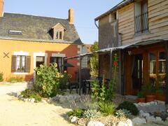 Property Photo: La Roultiere's pretty gardens