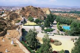 Property Photo: View of the caves and grounds
