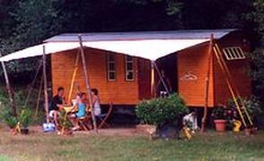 Property Photo: romantic circus wagon