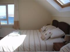 3rd Bedroom with sea views