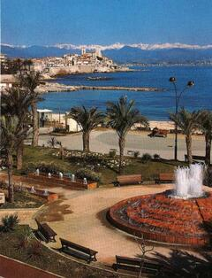 Property Photo: Fort Carre Antibes