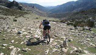 Mountain Biking Castril