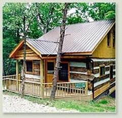 Property Photo: A Cabin at the Inn at Cedar Falls
