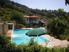 Property Photo: Beautiful single villa with private sw. pool and tennis court - Tuscany Coast