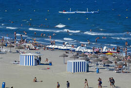 Property Photo: Las Arenas beach (5 minute walk)