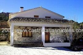 Property Photo: Sierra Cazorla - Casa de la Pena - Self catering accommodation for 14