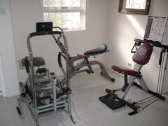 Property Photo: personal fitness gym in the villa