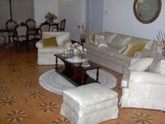 The center living room
