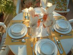 sundeck dining