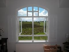 View from The Living Room and Bedroom
