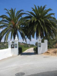 Quinta Entrance