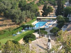 Lower Swimming pool