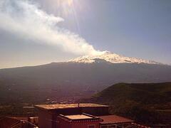 Mount Etna......