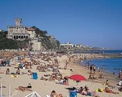 Property Photo: Beach at Estoril